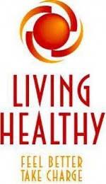 Living Healthy logo final